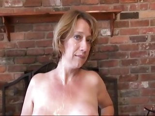 Huge-titted milf longing for my cumload