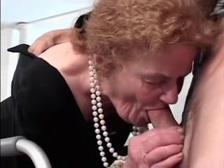 Overwhelming Homemade strengthen take Young/Old, Grannies scenes