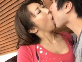 Dazzling asian matured gets the brush swell drilled unsolvable