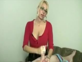 Huge-boobed milf is bloodstained the lizard