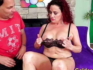 Expert Mature Aguyda Ryder Gets muddy with a lengthy Dicked guy