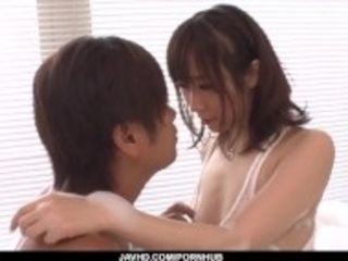 """""""Complete porn scenes along superb wife, Hitomi Oki"""""""