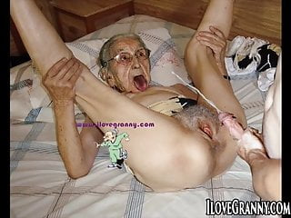 ILoveGrannY bald grown-up Pictures Compilation