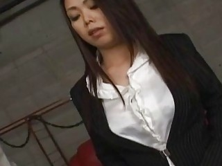 Hitomi busty in BDSM