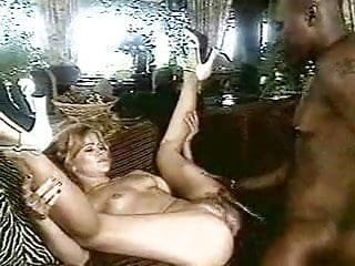 Blond cheating ravages big black cock bull gets facial cumshot KOLI