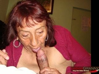 LatinaGrannY Hot Granny inexpert gentlemen Compilation