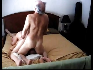 Mature Couple Sharing