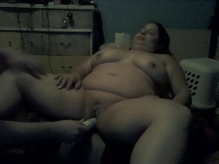Big melissa dildo with the addition of blowjob