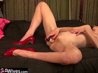 USAwives Compilation relating to Hot unassisted Matures