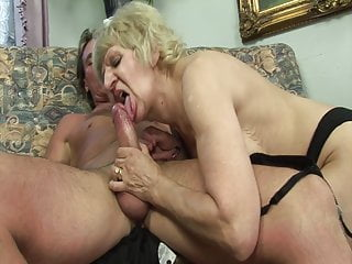 Grandmas age-old pussy wants be transferred to youngster load of shit!