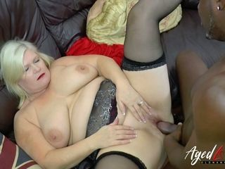 AgedLovE grown-up Lacey Starr Fucks convenient disastrous person