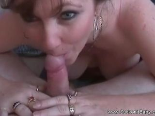 """""""Amateur cougar With Pretty Eyes BJ"""""""