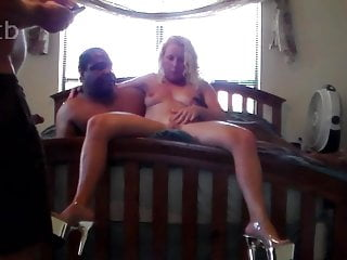 Platinum-blonde wifey super-naughty plumb big black cock