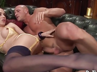 Do The Wife  Pounding Brunette Wives While Their Cucks Watch Compilation 2