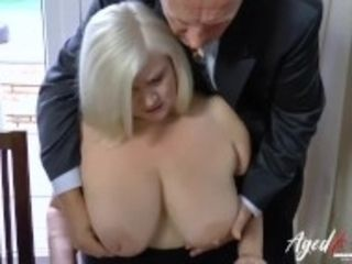 """""""AgedLovE Lacey Starr and Paul Hardcore Action"""""""