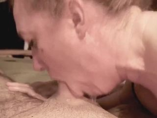 Watch my neighbor's wife who is fond of giving him a deepthroat BJ