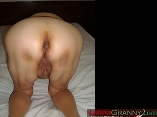LatinaGrannY bungling Granny Latinas Slideshow