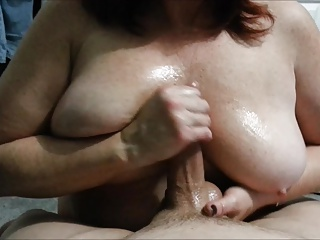 Amateur Wife Titjob